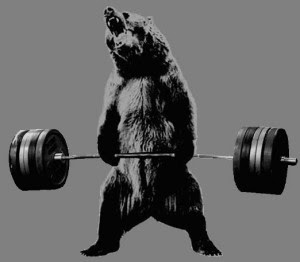 The Bigfella S Guide Grizzly Bear Workout