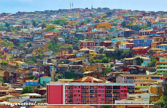 Chile - Valparaíso