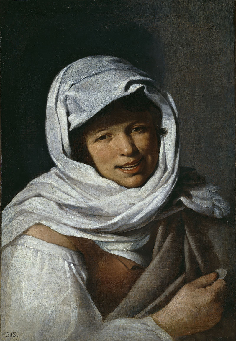 The Girl with a Coin or Girl of Galicia, c. 1645–50