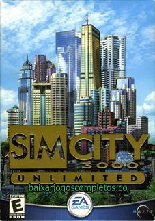 SimCity 3000 Unlimited (GOG) - PC (Download Completo em Torrent)