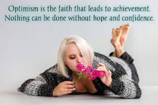 inspirational quotes, optimism quotes