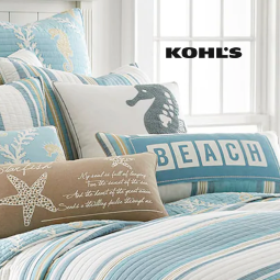 Beach Decor and more at Kohls