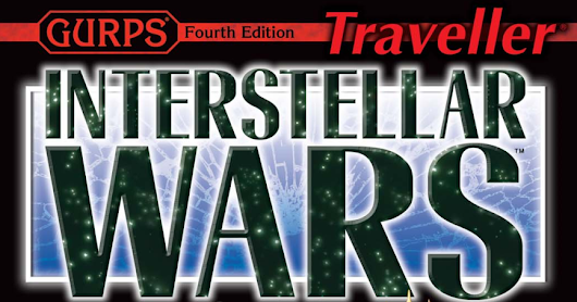 Traveller Interstellar Wars - Episode 1