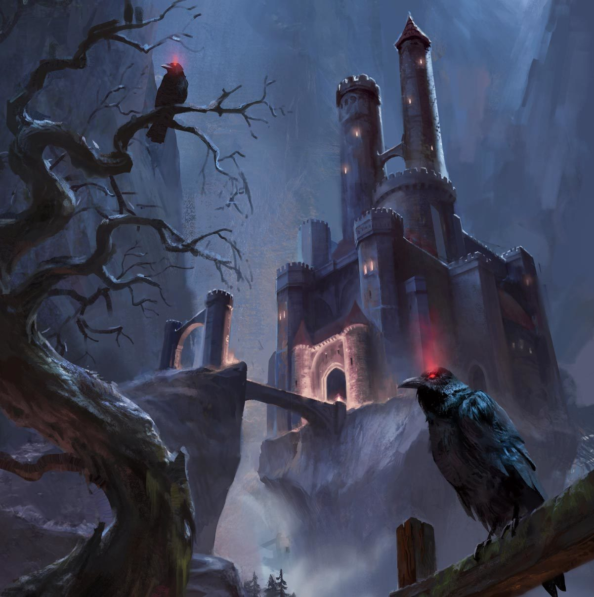 Power Score: Dungeons & Dragons - How to Run Curse of Strahd