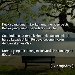 Nasehat Cinta dari Kang Abay