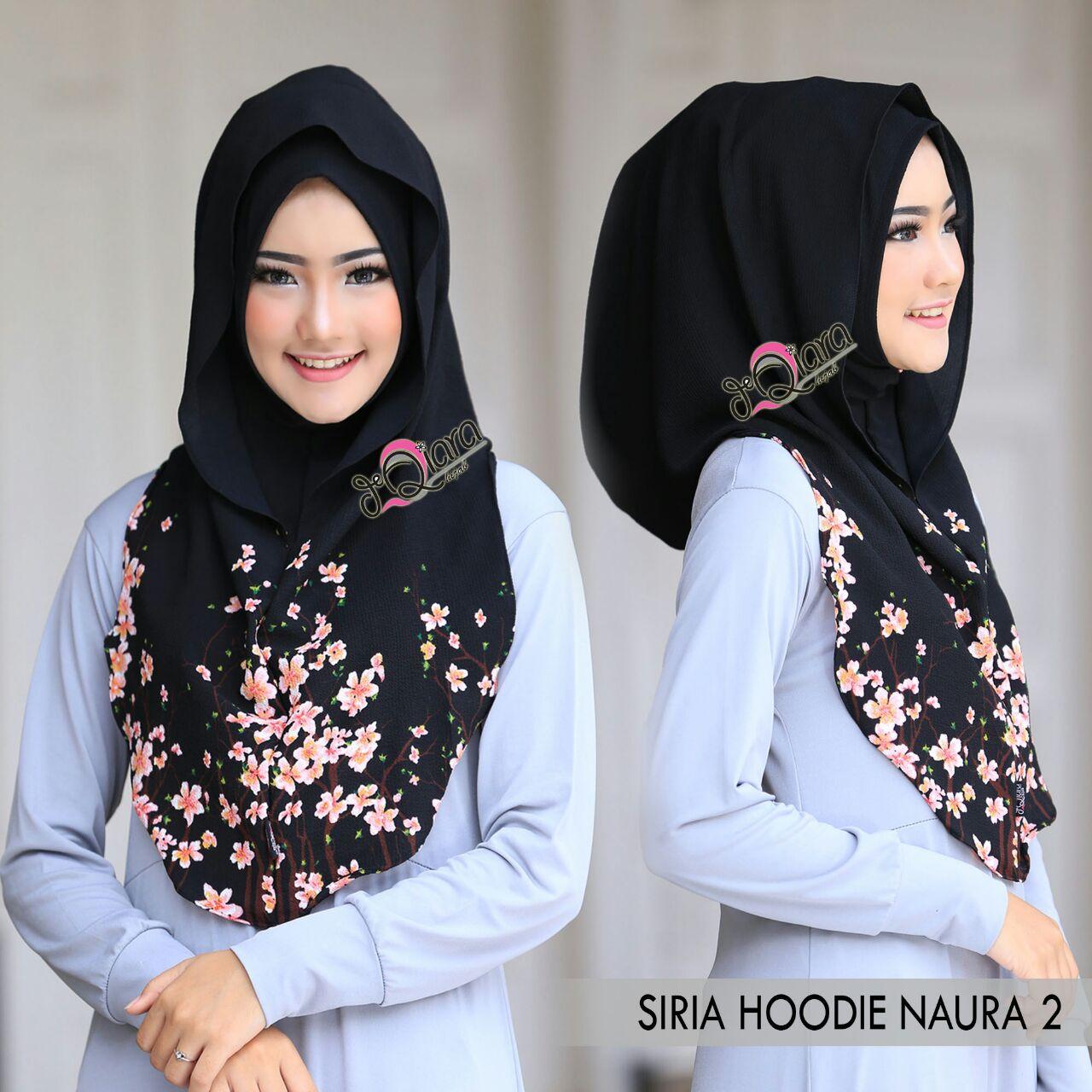 Square Hijab Naura Series Peach Daftar Harga Terbaru Dan Suqma Pashmina Butterscotch Siria Hoodie By Deqiara