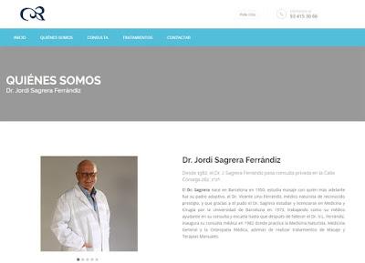 consulta doctor Sagrera Barcelona
