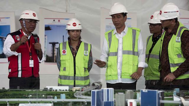 Demokrat Minta BPK Audit Kejanggalan Proyek LRT Era Jokowi
