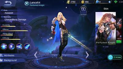 Siapa sih yang gak kenal sama assassin satu ini Build Lancelot Sakit Plus Ngeriii