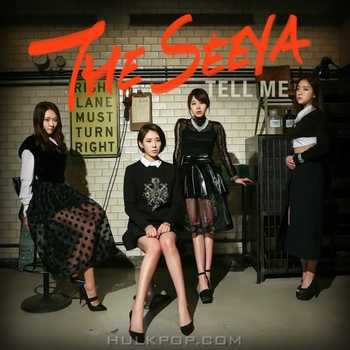 THE SEEYA – Love Is – Single