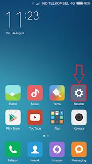Cara Mengatasi Pokemon Melayang Saat Aktifkan Mode AR Di Xiaomi Redmi 3 Pro