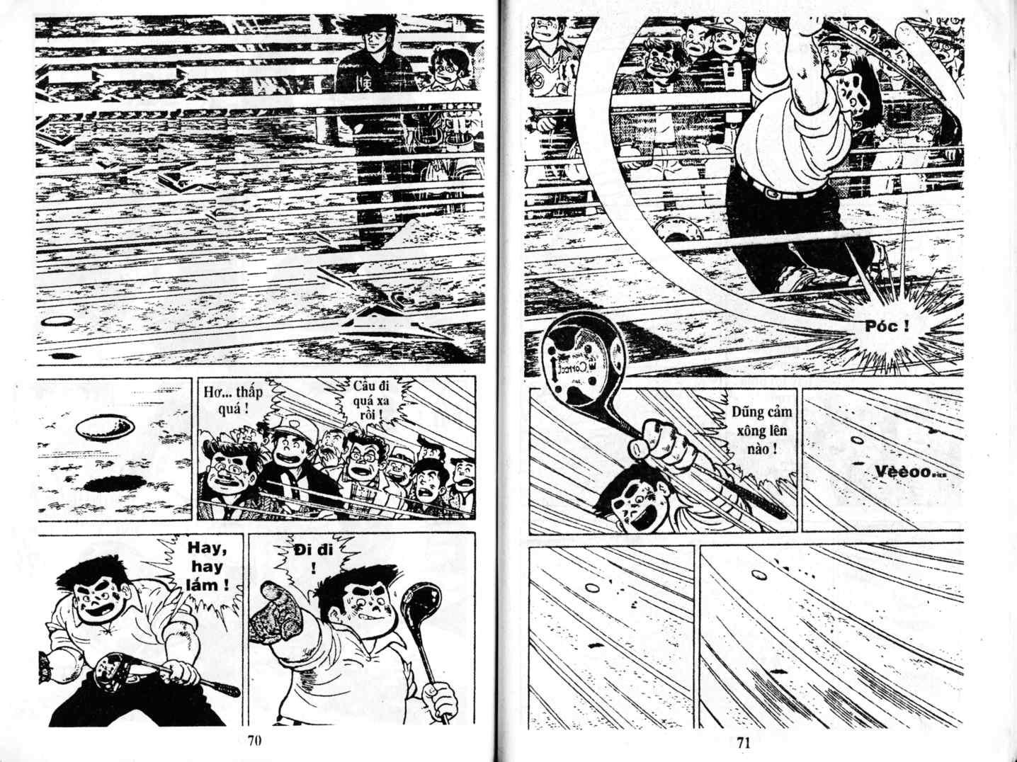 Ashita Tenki ni Naare chapter 3 trang 34
