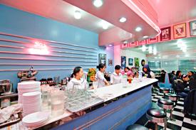 50's Diner Baguio City