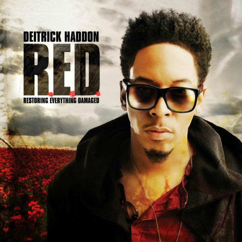 Deitrick Haddon - R.E.D. (Restoring Everything Damaged) Deluxe Version (2013) English Christian Album Download