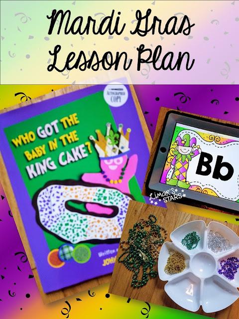 Mardi Gras Lesson Plan