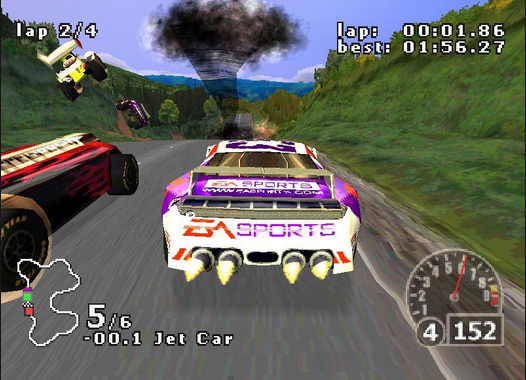Kantong Game : Download Nascar Rumble PS 1 untuk PC (ISO) - Kantong Game