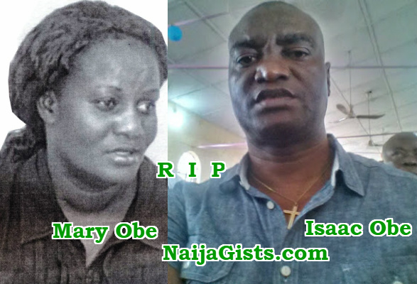 comrade isaac obe sister assassinated eleme rivers state
