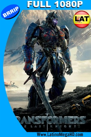 Transformers: El Último Caballero (2017) [IMAX EDITION] Latino Full HD  1080P - 2017