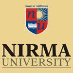 Nirma University Admission 2016