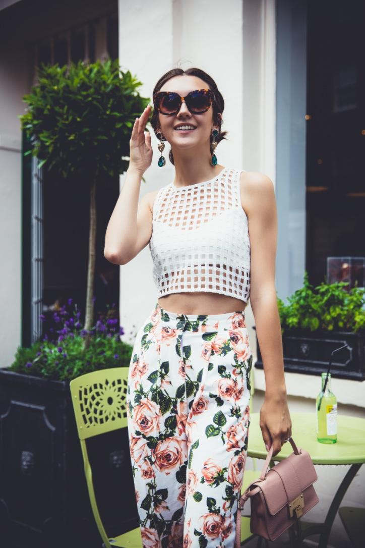 блогер из англии, блог о личном стиле