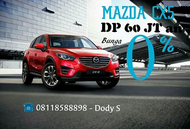 PROMO MAZDA CX-5 TOURING LIMITED EDITION AKHIR TAHUN