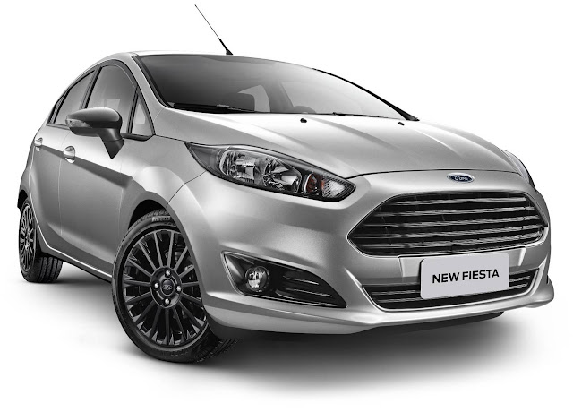 Ford New Fiesta 2017