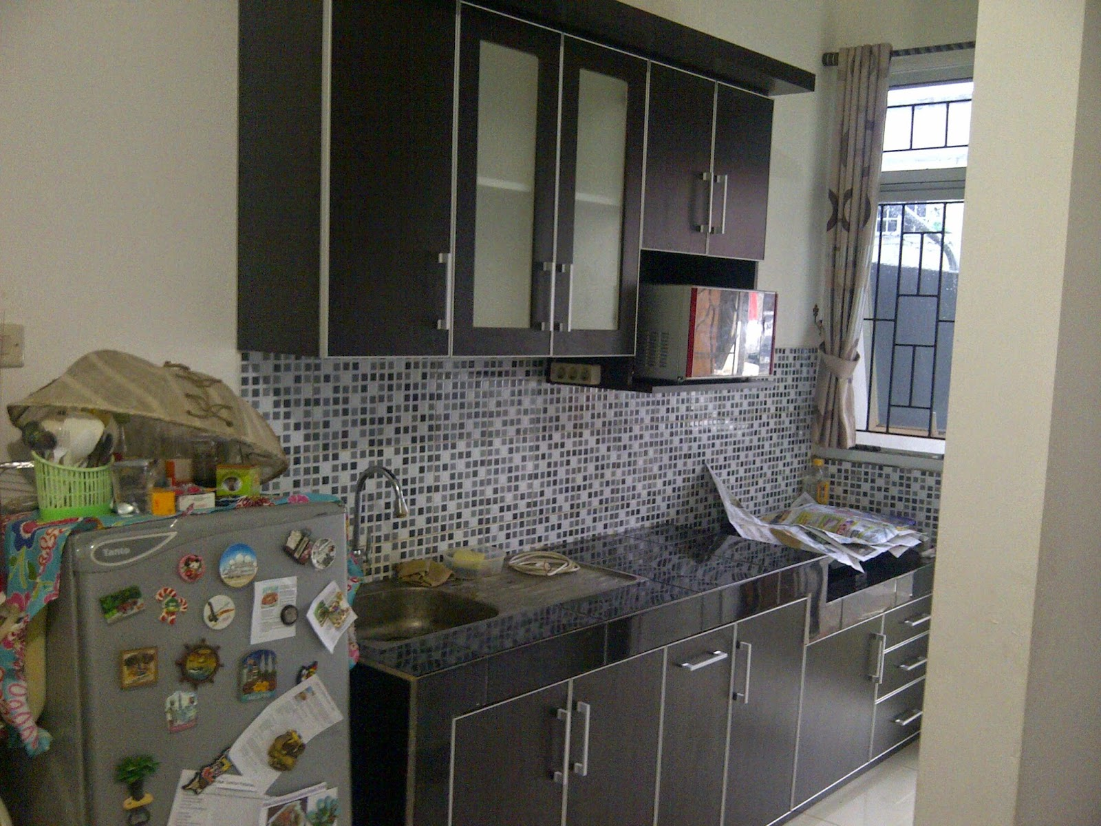 model keramik kitchen set ask home design