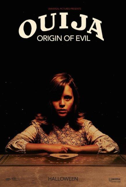OUIJA: ORIGIN OF EVIL (2016) movie review by Glen Tripollo