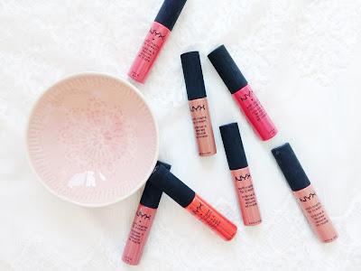 NYX Haul! | Soft Matte Lip Creams