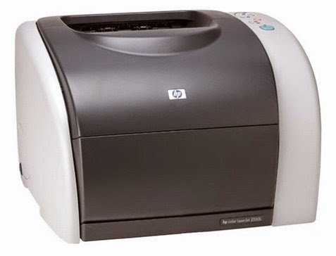 HP Color LaserJet 2550L Driver