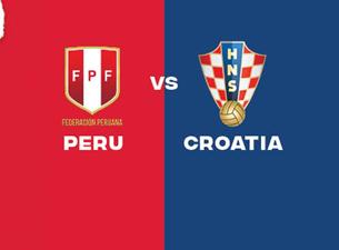 مشاهدة مباراة بيرو وكرواتيا بث مباشر 24-3-2018 مباراة وديه دولية اون لاين