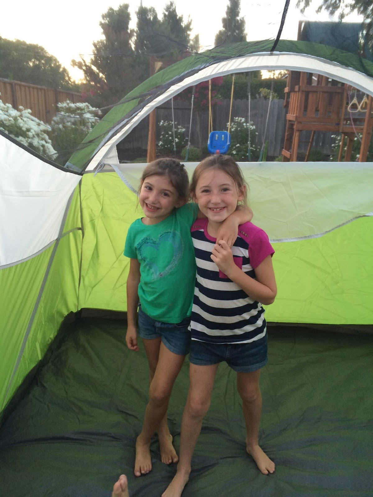 the larson lingo backyard camping a 50 kohl u0027s giftcard giveaway