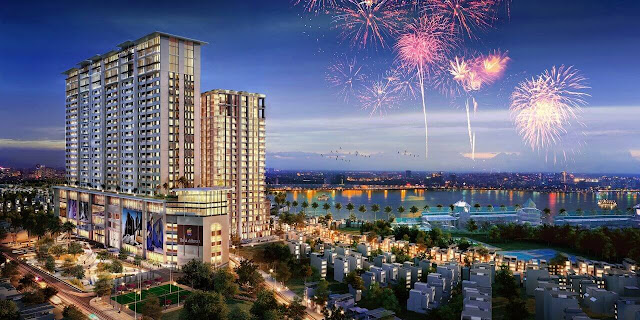 Sun Grand City Thụy Khuê của Sun Group.