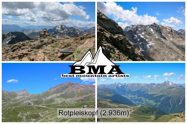 Gemeinde See Wanderung Rotpleiskopf outdoor-blog wandern paznaun ischgl tirol