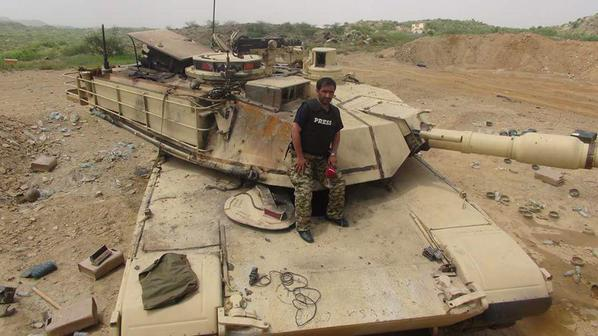 Military And Commercial Technology Over 100 Saudi Tanks