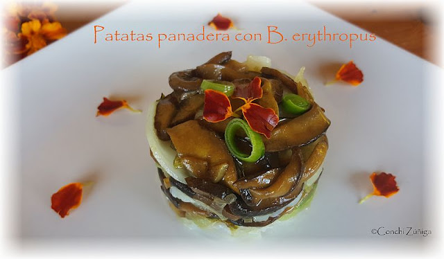 Patatas Panadera Con B. Erythropus