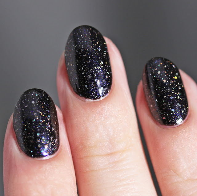 Ms. Sparkle Nail Polish I New Dawn