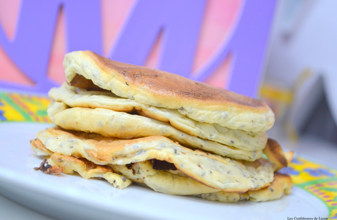 graines de chia - recette healthy - son avoine - avoine