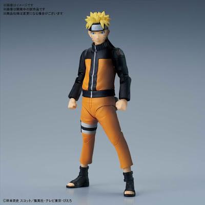 """Naruto Uzumaki Figure-rise Standard de """"Naruto Shippuden"""" - Bandai"""