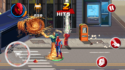 The Amazing Spiderman 2 Java Game