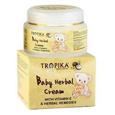 TROPIKA BABY HERBAL CREAM
