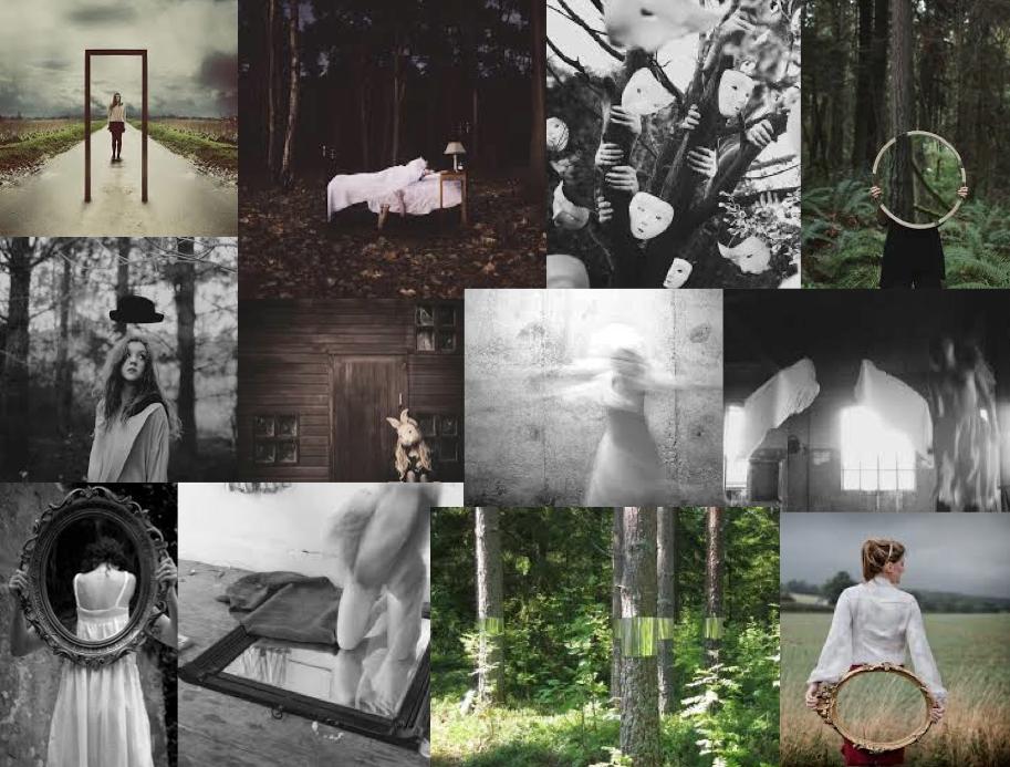 Esther Purnell AS photography: Developmental work/ Final