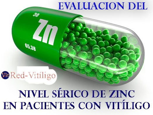 Nivel Sérico de Zinc en Pacientes con Vitiligo
