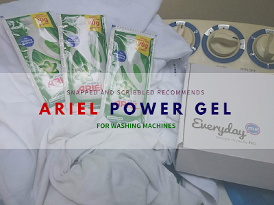 Ariel Power Gel For Washing Machines