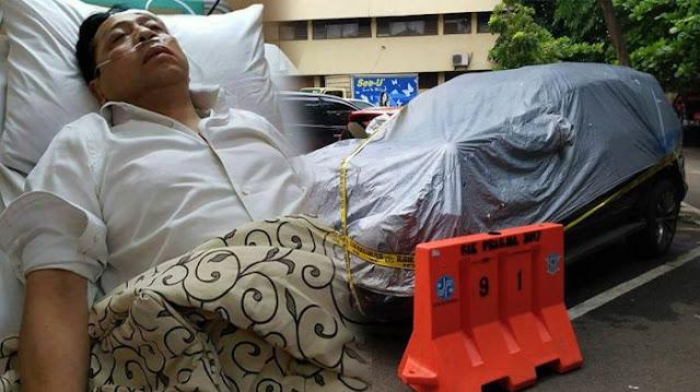 Setya Novanto Menjalani Perawatan Di RSCM