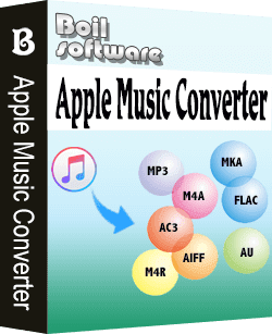 Boilsoft Apple Music Converter for Mac Discount Coupon