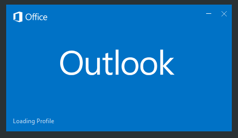 How to resolve Microsoft Outlook stuck on 'Loading Profile'