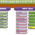 Aplikasi Administrasi Kelas SD Lengkap Versi Baru