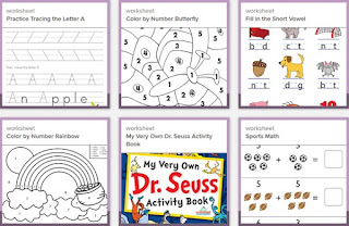 Image: Free Worksheets and Printables