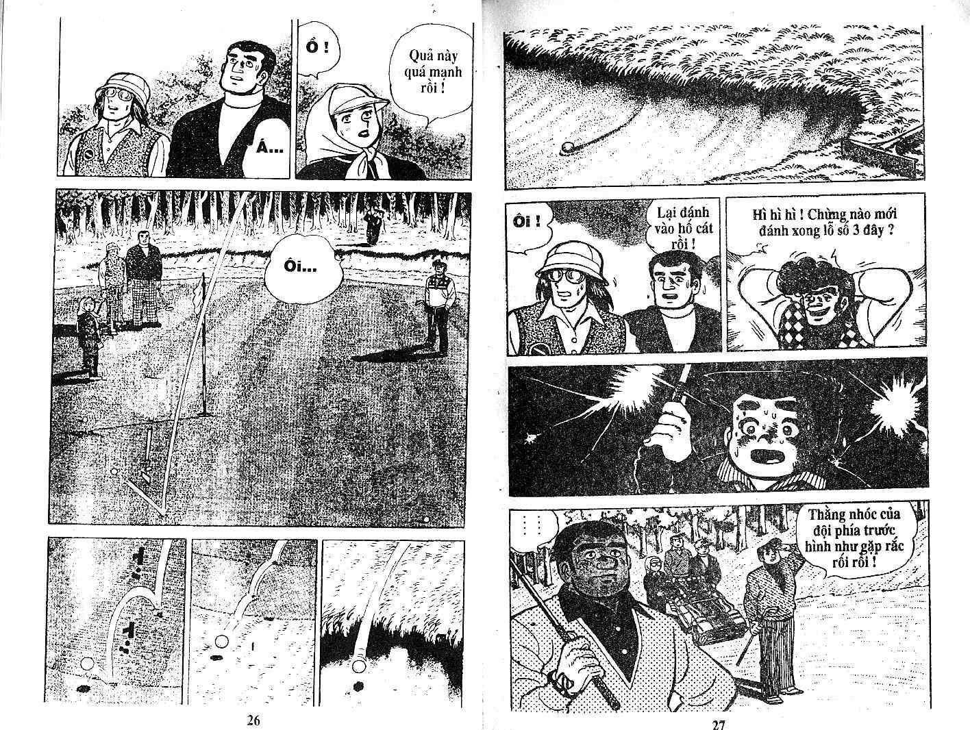 Ashita Tenki ni Naare chapter 24 trang 11